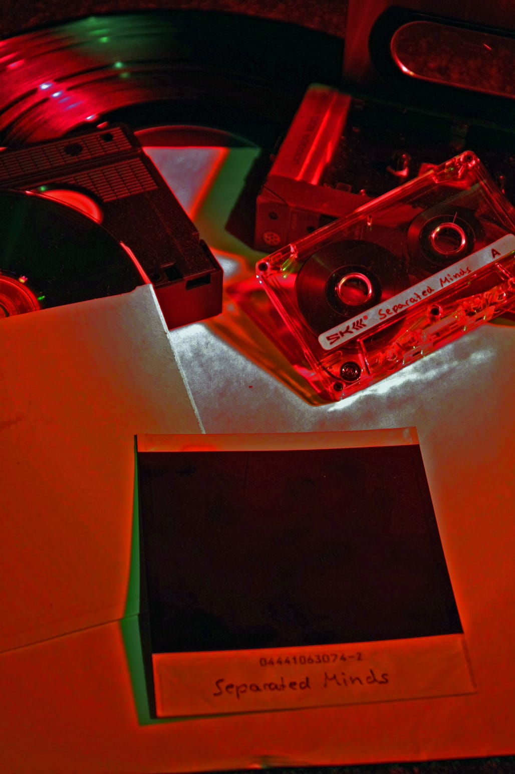 old media like tapes walkman vcr disc polaroid optimized for web