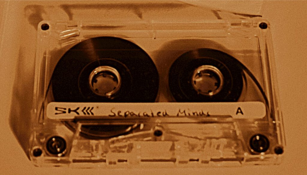 Separated Minds cassette